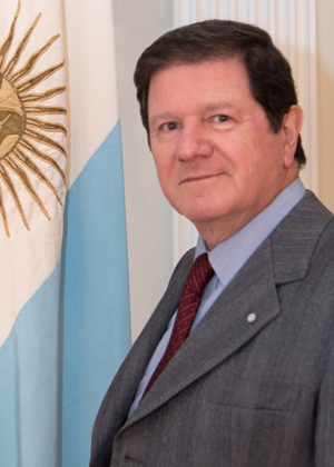 Fernando Oris de Roa, Ambassador of the Argentine Republic to the United States of America